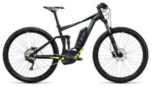 E-Bike Cube Stereo Hybrid 120 HPA Pro 400 black´n´flashyellow