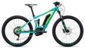 E-Bike Cube Sting WLS Hybrid 120 SL 500 27.5 mint´n´flashgreen