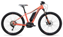 E-Bike Cube Access WLS Hybrid Race 500 coral´n´grey