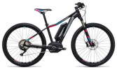 E-Bike Cube Access WLS Hybrid Race 500 black´n´grey