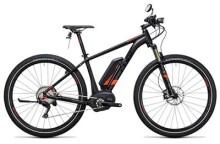 E-Bike Cube SUV Hybrid 45 SL 500 29 black´n´flashred