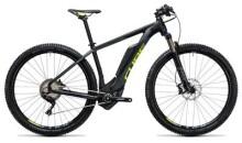 E-Bike Cube Reaction Hybrid HPA SLT 500 black´n´flashyellow
