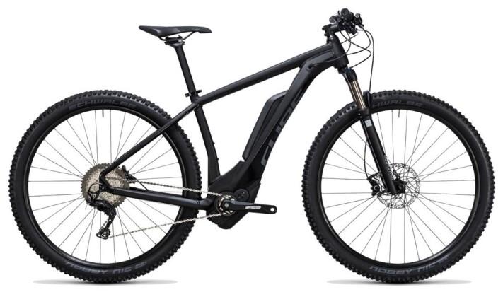 E-Bike Cube Reaction Hybrid HPA SL 500 black´n´glossy 2017