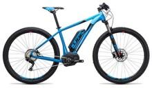 E-Bike Cube Reaction Hybrid HPA Race 500 blue´n´flashred
