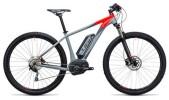 E-Bike Cube Reaction Hybrid HPA Pro 500 grey´n´flashred