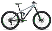 Mountainbike Cube Fritzz 180 HPA Race 27.5 black´n´grey