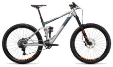 Mountainbike Cube Stereo 160 HPA TM 27.5 raw´n´flashorange