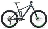 Mountainbike Cube Stereo 160 HPA SL 27.5 iridium´n´green