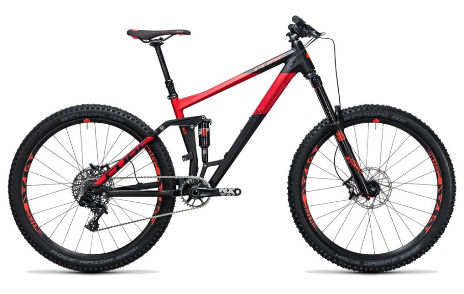 Cube Stereo 160 HPA Race (2017)
