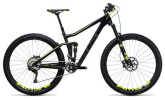 Mountainbike Cube Stereo 140 C:62 SL 29 carbon´n´flashyellow