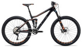Mountainbike Cube Stereo 140 C:62 Race 27.5 carbon´n´flashorange