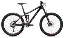 Mountainbike Cube Stereo 140 C:62 Race 27.5 carbon´n´flashorange