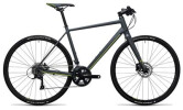 Crossbike Cube SL Road Pro grey´n´flashyellow