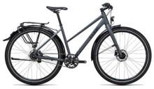 Citybike Cube Travel Pro grey´n´black