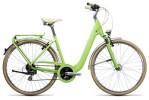 Citybike Cube Elly Ride green´n´white