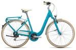 Citybike Cube Elly Ride blue´n´aqua