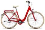 Citybike Cube Elly Cruise red´n´white