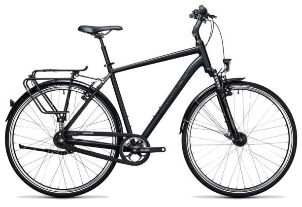 Citybike Cube Town Pro black 2017