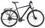 Trekkingbike Cube Touring Exc black´n´blue