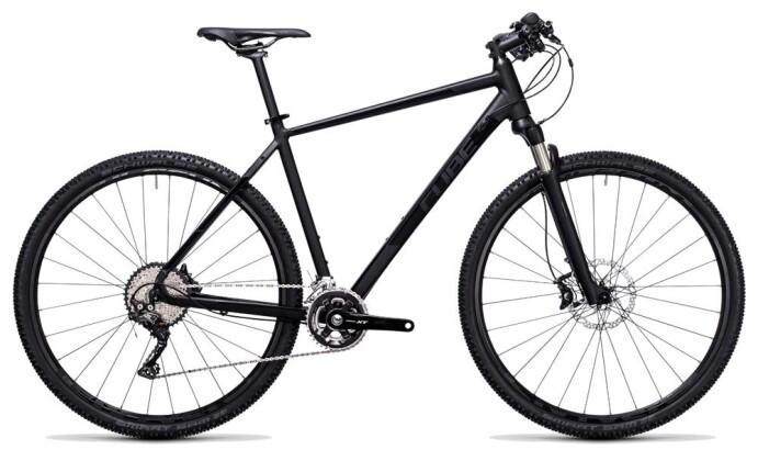 Crossbike Cube Tonopah SL black edition 2017