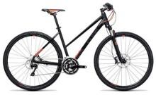 Crossbike Cube Tonopah Pro black´n´flashred