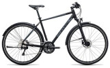 Trekkingbike Cube Nature Allroad black´n´grey