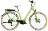 E-Bike Cube Elly Ride Hybrid 400 green´n´white