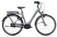 E-Bike Cube Delhi Hybrid 500 grey´n´lime