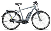 E-Bike Cube Delhi Hybrid 400 grey´n´lime
