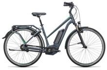 E-Bike Cube Travel Hybrid Pro 400 grey´n´flashgreen