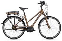 E-Bike Cube Travel Hybrid 500 havanna brown´n´orange
