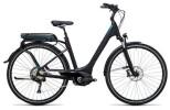 E-Bike Cube Touring Hybrid SL 500 black´n´flashblue
