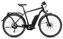 E-Bike Cube Touring Hybrid Exc 500 black´n´lime