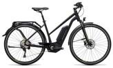 E-Bike Cube Touring Hybrid Exc 400 black´n´lime