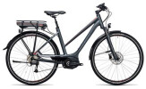 E-Bike Cube Touring Hybrid Pro 500 grey´n´flashred
