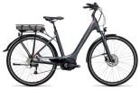 E-Bike Cube Touring Hybrid Pro 500 grey´n´flashred