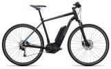 E-Bike Cube Cross Hybrid Pro 400 black´n´blue