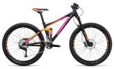 Mountainbike Cube Sting WLS 120 Pro 2x black´n´orange