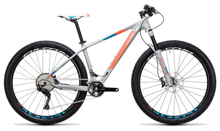 Mountainbike Cube Access WLS GTC SL 2x team wls 2017