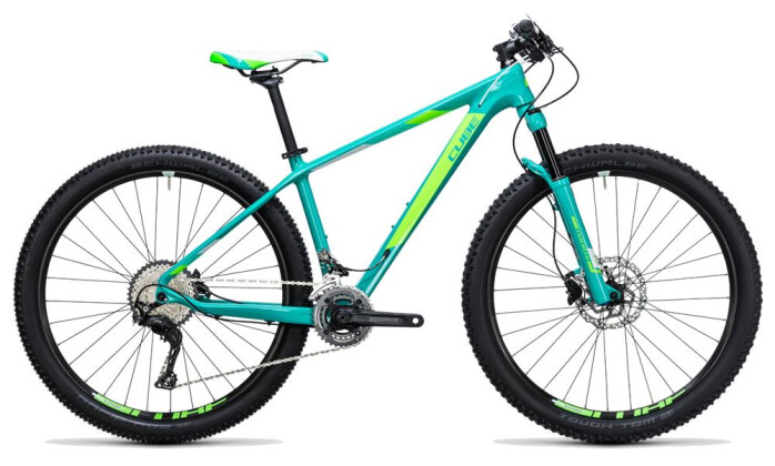 Mountainbike Cube Access WLS GTC Pro 2x mint´n´green 2017