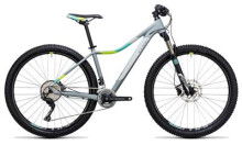 Mountainbike Cube Access WLS SL 2x grey´n´mint