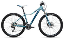 Mountainbike Cube Access WLS Race lindgreen´n´blue