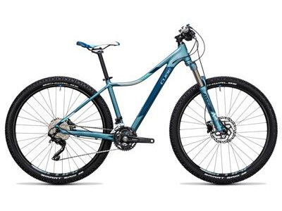 "Cube Cube Access WLS Race lindgreen`n`blue, 27,5"" 2017"