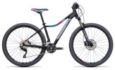 Mountainbike Cube Access WLS Race black´n´blue