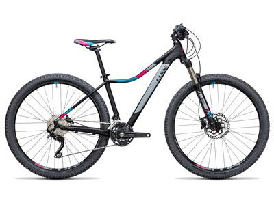 Cube Cube Access WLS Race black blue 29 Zoll