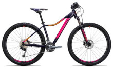 Mountainbike Cube Access WLS Pro aubergine´n´pink
