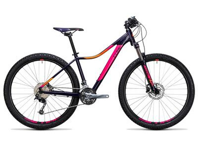 Cube Access WLS Pro aubergine-pink 27,5er