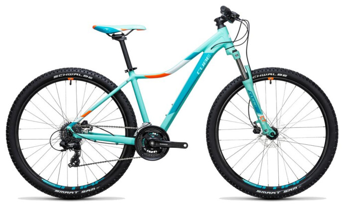 Mountainbike Cube Access WLS Disc mint´n´flashorange 2017