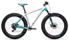 Mountainbike Cube Nutrail Pro raw´n´mint