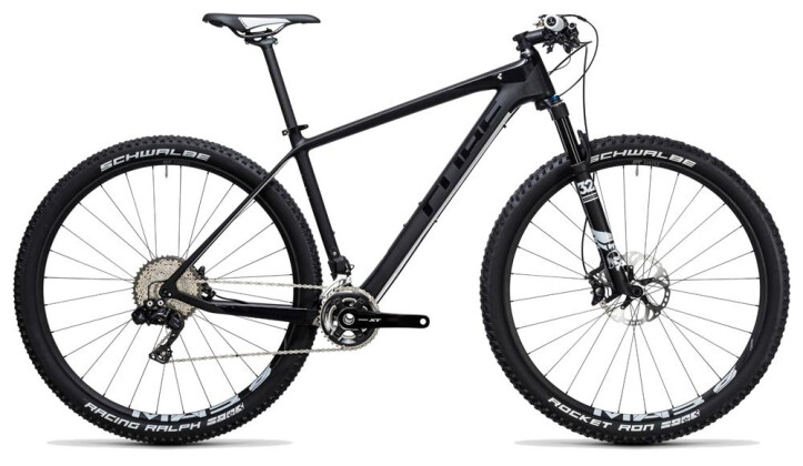 Mountainbike Cube Elite C:62 SL 29 2x blackline 2017